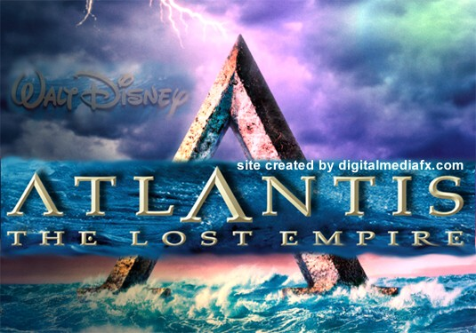 Disney's Atlantis: The Lost Empire Movie