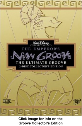 Emperor's New Groove Collector's Edition