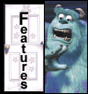 Monsters, Inc Features