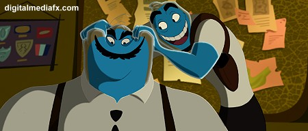 Osmosis Jones Characters Osmosis Jones gt
