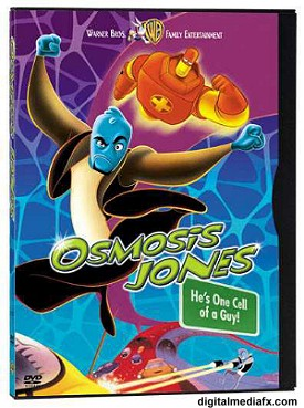 Osmosis Jones DVD