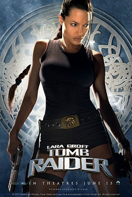 Tomb Raider Rules Box Office