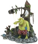 Shrek Swamp Bath Deluxe Playset