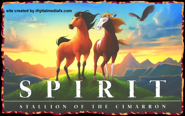 DreamWorks Spirit Movie News, Information, Features, and Images