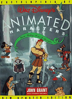 Encyclopedia of Walt Disney Animated Characters